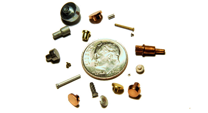 Cold Formed Miniature Fasteners