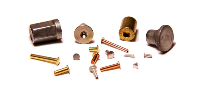 Cold Formed Semi-Tubular Rivets