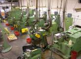 Stabio North America Production Floor