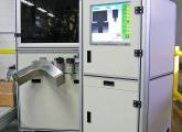 Mectron Sorter for parts inspections